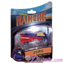 Zurg Disney Racer Die-Cast Metal Body Race Car 1/64 Scale