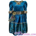 Disney Theme Park BRAVE Princess Merida Dress