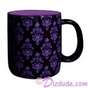 Haunted Mansion Wallpaper 20oz Mug ~ Disney's Magic Kingdom ~ The Haunted Mansion