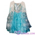 Disney Frozen Elsa Dress - Walt Disney World Exclusive