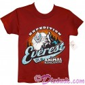 Expedition Everest Yeti Logo Youth-Shirt (Tee, Tshirt or T shirt)