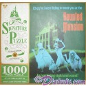 Haunted Mansion 45th Anniversary 1000 Piece Disney Signature Puzzle