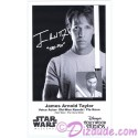 James Arnold Taylor (JAT) the voice of Obi-Wan Kanobi & Plo Koon Presigned Official Star Wars Weekends 2013 Celebrity Collector Photo
