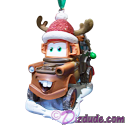 "Disney Pixar ""Cars"" Mater Christmas Ornament"