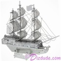 Pirates of the Caribbean The Black Pearl 3D Metal Model Kit - Disney Exclusive