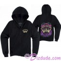 Pirate Couture Adult Zip Hoodie ~ Disney Magic Kingdom (Printed Front and Back)