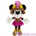 Pirate Minnie Mouse 9 inch (23 cm) Plush ~ Pirates of the Caribbean