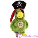 Pirate Parrot 9 inch (23 cm) Plush ~ Pirates of the Caribbean