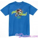 Vintage Disney Arrrrrrrrrrrrgh! Pirate Mickey Mouse Youth T-shirt (Tee, Tshirt or T shirt)
