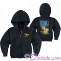Rivers Of Light Youth Zip Hoodie ~ Disney Animal Kingdom