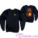 Rivers Of Light Adult Fleece Sweatshirt ~ Disney Animal Kingdom