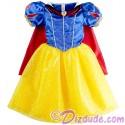 Disney Theme Park Princess Snow White Dress