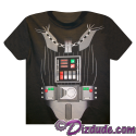 Disney Star Wars Darth Vader Armour Kids T-Shirt (Tshirt, T shirt or Tee)
