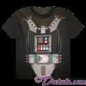 Disney Star Wars Darth Vader Armour Kids T-Shirt (Tshirt, T shirt or Tee)