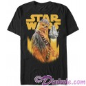 SOLO A Star Wars Story Chewbacca Youth & Adult T-Shirt (Tshirt, T shirt or Tee)
