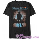 SOLO A Star Wars Story Han Solo Gambling Den Adult T-Shirt (Tshirt, T shirt or Tee)