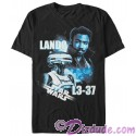 SOLO A Star Wars Story L3-37 & Lando Adult T-Shirt (Tshirt, T shirt or Tee)