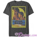 SOLO A Star Wars Story Gold Framed Han & Chewie Youth & Adult T-Shirt (Tshirt, T shirt or Tee)