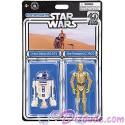 Star Wars R2-D2 & C-3PO Celebrating the 40th Anniversary of Star Wars: A New Hope Twin Pack Droids - Disney World Exclusive DROID FACTORY Action Figures