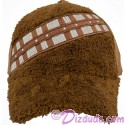 Disney SOLO A Star Wars Story Furry Chewbacca Adjustable Baseball Hat