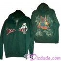 Boba Fett Sketch Hoodie Adult Printed Front and Back - Disney Star Wars