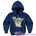 """Yoda """"Patience You Must Have"""" Youth Hoodie - Disney Star Wars"""