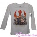 Rogue One Rhinestone Rebel Youth T-Shirt (Tshirt, T shirt or Tee) - Disney's Star Wars