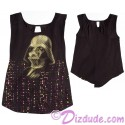 Darth Vader Ladies Crossback Top - Disney's Star Wars