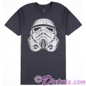 Disney Star Wars Distressed Stormtrooper Adult T-Shirt (Tshirt, T shirt or Tee)