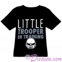 Disney Star Wars Little Trooper In Training Toddler T-Shirt (Tshirt, T shirt or Tee)