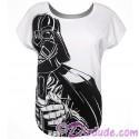Darth Vader Bling Ladies T-Shirt (Tshirt, T shirt or Tee) Disney Star Wars: The Last Jedi