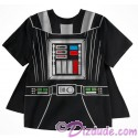 Darth Vader with Cape Costume Youth T-Shirt (Tshirt, T shirt or Tee) ~ Disney SOLO A Star Wars Story