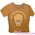 """Disney Star Wars """"Let The Wookiee Win"""" Chewbacca Toddler T-Shirt (Tshirt, T shirt or Tee)"""
