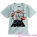 Disney Star Wars X-Wing Pew Pew Toddler T-Shirt (Tshirt, T shirt or Tee)
