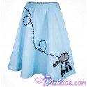 Disney Star Wars At-At Walker Vintage 50s Style Ladies Skirt
