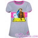 Disney SOLO A Star Wars Story Han Solo Ladies Ringer T-Shirt (Tshirt, T shirt or Tee)