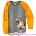 Disney Star Wars BB-8 Youth Raglan Sweatshirt