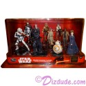 Disney Star Wars: Episode VII ~ The Force Awakens 10 Figurine Deluxe Playset Multi-Pack