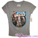 Droids Junior T-Shirt (Tshirt, T shirt or Tee) from Disney Star Wars: The Force Awakens