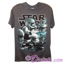 Side Steppers Adult T-Shirt (Tshirt, T shirt or Tee) from Disney Star Wars: The Force Awakens