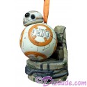 BB-8 Light Up 3D Christmas Ornament - Sketchbook Ornament Collection ~ Disney Star Wars: The Force Awakens