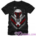 Star Wars Boba Fett - No Threats Only Promises Adult T-Shirt (Tshirt, T shirt or Tee)