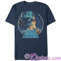 Star Wars Original Classic Adult T-Shirt (Tshirt, T shirt or Tee)