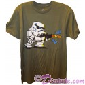 Disney Star Wars Stormtrooper Pew Pew Adult T-Shirt (Tshirt, T shirt or Tee)