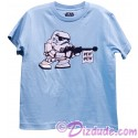 Disney Star Wars Stormtrooper Pew Pew Youth T-Shirt (Tshirt, T shirt or Tee)