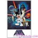 Disney Star Wars Weekends 2007 Event Logo Poster