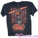 Original One of a kind Prototype Logo T-shirt - Disney Star Wars Weekend 2012