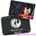 Galactic Gathering Gift Card with Case Limited Edition ~ Disney Galactic Gathering Star Wars Weekends 2015 Event
