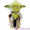 Star Wars Jedi Master Yoda Plush ~ Disney Star Wars Weekends 2015