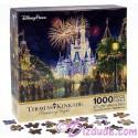 Magic Kingdom Main Street USA ~ Walt Disney World 1000 Piece Jigsaw Puzzle by Thomas Kinkade
